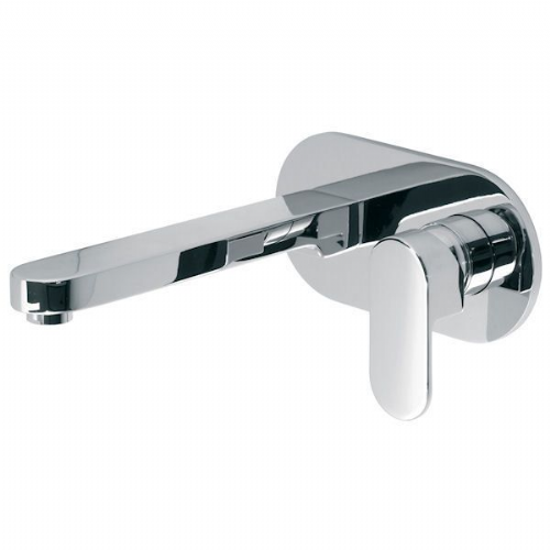 Vado Life Wall Mounted Basin Mixer In Chrome - Model-  LIF-109S-FR/3.8-C/P